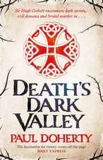 Death's Dark Valley (Hugh Corbett 20)