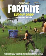 FORTNITE OFFICIAL SUPPLY DROP COLLECTORS
