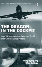 The Dragon in the Cockpit: How Western Aviation Concepts Conflict with Chinese Value Systems