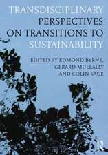 Transdisciplinary Perspectives on Transitions to Sustainability