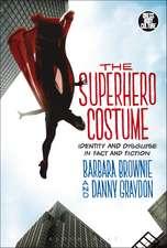 The Superhero Costume