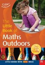 Gould, T: Little Book of Maths Outdoors