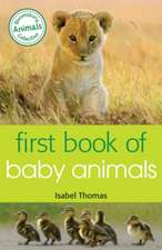 Thomas, I: First Book of Baby Animals