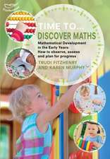 Time to Discover Maths