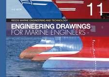 Reeds Vol 11: Engineering Drawing