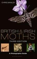 British and Irish Moths: Third Edition: A Photographic Guide