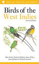 Field Guide to Birds of the West Indies: Second Edition