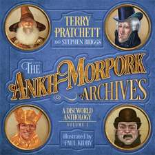Ankh-Morpork Archives: Volume One