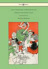 Alice's Adventures in Wonderland and Through the Looking-Glass - With Sixteen Full-Page Illustrations by Blanche McManus