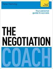 The Negotiation Coach:  Grammar and Vocabulary Workbook (Learn Swedish)