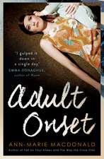 MacDonald, A: Adult Onset