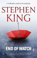 King, S: End of Watch