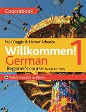 Willkommen! 1. German Beginner's course