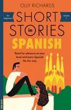 Short Stories in Spanish for Beginners