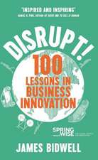 Disrupt!