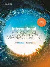 INTERNATIONAL FINANCIAL MANAGEMENT 5E