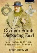 Civilian Bomb Disposing Earl