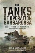 Tanks of Operation Barbarossa
