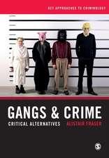Gangs & Crime: Critical Alternatives