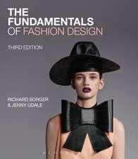The Fundamentals of Fashion Design