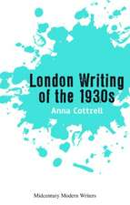 COTTRELL LONDON WRITING OF THE 193