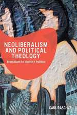 Neoliberalism and Political Theology