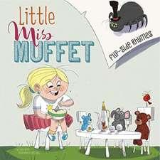 LITTLE MISS MUFFET FLIP SIDE RHYMES