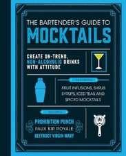Bartender's Guide to Mocktails