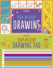 Watt, F: Step-by-Step Drawing