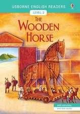 ER WOODEN HORSE THE