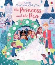 Peep Inside a Fairy Tale Princess and the Pea