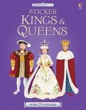 Sticker Kings & Queens