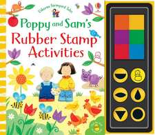 FYT POPPY SAMS RUBBER STAMP ACTIVITIES