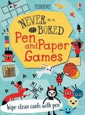 Bowman, L: Pencil and Paper Games