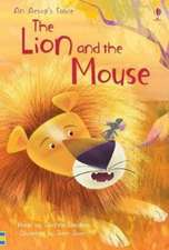 FR THE LION AD THE MOUSE