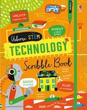 James, A: Technology Scribble Book