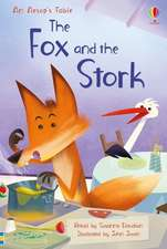 FR THE FOX AND THE STORK