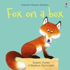 PHO FOX ON A BOX