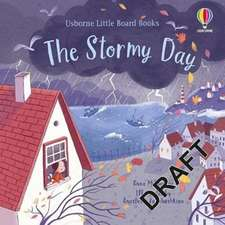 THE STORMY DAY LITTLE BOARD BOOK