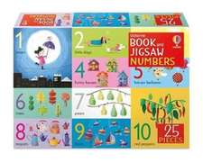 NUMBERS BOOK AND JIGSAW