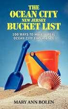The Ocean City Bucket List