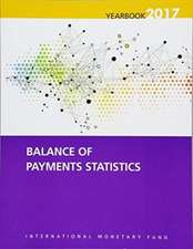 Balance of Payments Statistics Yearbook