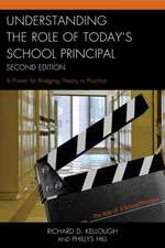 Understanding the Role of Today's School Principal