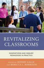 REVITALIZING CLASSROOMS INNOVACB