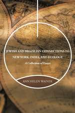 Jewish and Brazilian Connections to New York