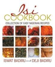 Isi Cookbook
