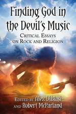 Finding God in the Devil's Music
