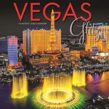 Vegas Glitz - Glitzerndes Las Vegas 2020 - 16-Monatskalender