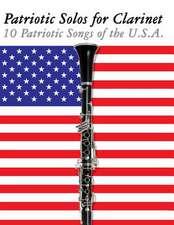 Patriotic Solos for Clarinet