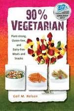 90% Vegetarian